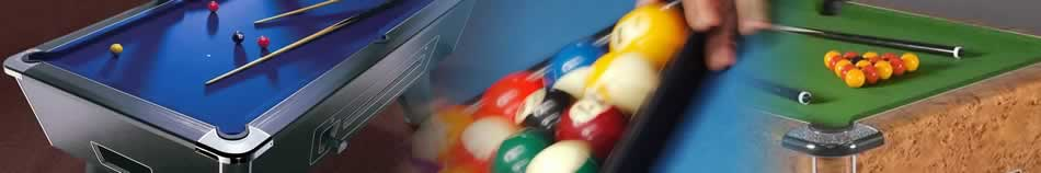 Foremost Leisure new and used pool tables and juke boxes